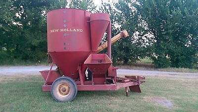 New Holland Grinder