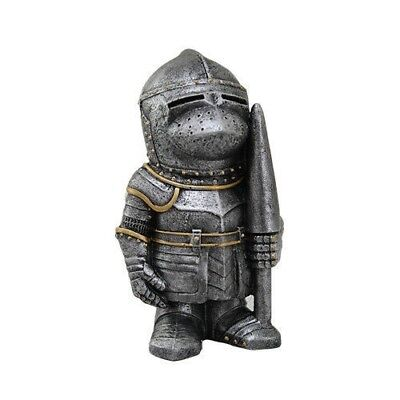 "Elite Lance Guard Medieval Knight of Valor Statue 4.5"" Tall Figurine Miniature"