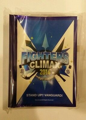 Cardfight!! Vanguard Fighter's Climax World Grand Prix 2014 Sleeves PROMO