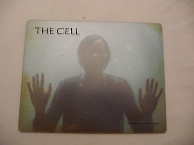 Promotional Mouse Pad Filled W/ Water For The Jennifer Lopez Movie The Cell