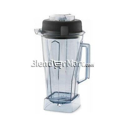 Vitamix 15558, 64oz/ 2.0L Container - with lid (no blade)