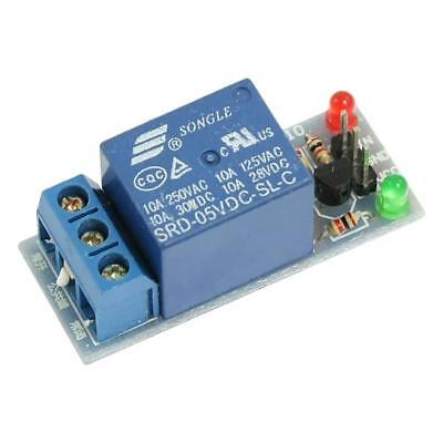 5V DC Single Channel Relay Module Arduino Raspberry Pi Pic AVR UK Hobby UK A504