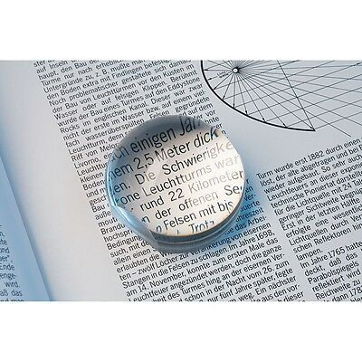 Lighthouse Spherical Bright-Field Magnifier, 3x magnification