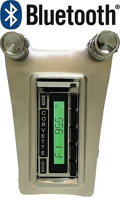 1963-67 Corvette  Bluetooth Stereo Radio USB/Aux Switch Back AM Dial 630DFB
