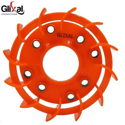 GY6 50cc 150cc 139QMB 157QMJ High Flow Performance Scooter Turbo Cooling Fan