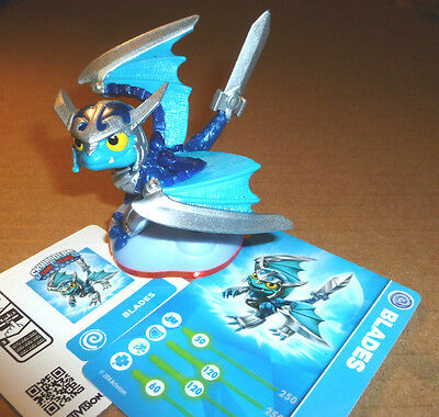 Skylanders Trap Team BLADES Xbox 360 PS4 3DS Wii PS3