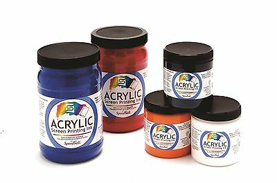Speedball Acrylic Screen Printing Ink 236ml - 944ml Choose Size/Colour