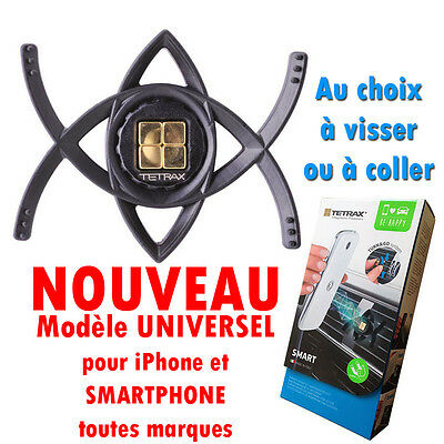 Tetrax SMART & GO Support UNIVERSEL pour SMARTPHONE iPhone Nokia Samsung Htc PDA