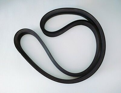 New Heavy Duty Drive Belt for Vermeer Chipper Model BC 600XL (Part: 154537-001)
