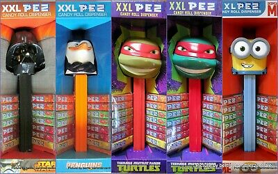 PEZ XXL- Many Different - Please look - 30cm - Please select