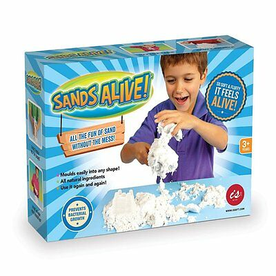 Sands Alive! Box of Sand Refill - Magic Moving Kinetic Sand Play Kids Craft