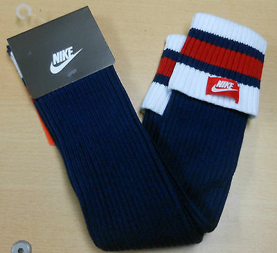 Nike Quick Step World Cup Soccer Leg Warmers NEW $75 700880 410 USA Blue
