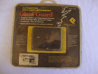 NEW Primary Security Automotive Anti-Theft Accessory Glass Guard Alarm Theft Car