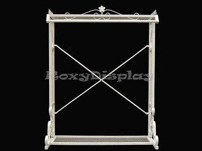 Garment Rack Unique Art Design Clothing Clothes Display Stands #TY-WH080