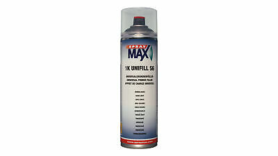 Spray Max - 1K UNIFILL S6 dunkelgrau (500ml)