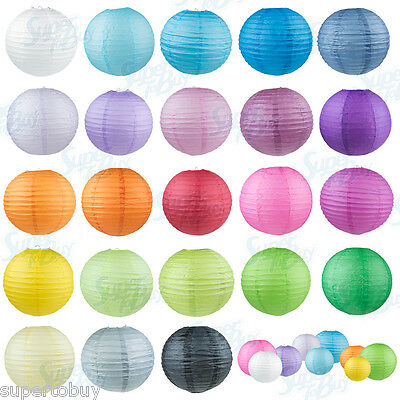 "Chinese Paper Lantern Decoration Wedding Party Event Festival 8"" 10"" 12"" 14"" 16"""