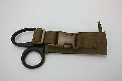 COYOTE BROWN POUCH SHEAR EMT MEDIC MOLLE 3 STYLES MIL SPEC 100% MADE IN USA