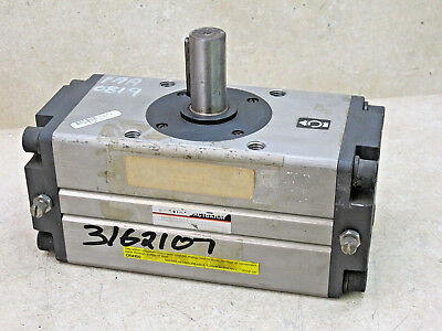 Smc,  Rotary Actuator,  90 Degrees,  100 Mm Bore,  Ncra1Bs100-90C