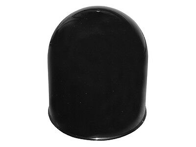 Land Rover All Models 50Mm Hitch Trailer Tow Ball Cover Black Anr3635