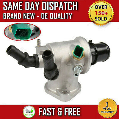 Saab 9-3 9-5 1.9 Thermostat Housing With Sensor 2004 On *brand New* 55202510