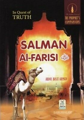 In Quest of Truth: Salman Al-Farisi (Full Colour)
