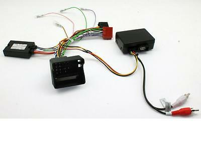 Connects2 Mercedes ML W164 05-11 Stalk Steering and Fibre Optic Adaptor CTSMC008
