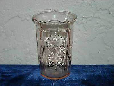American Sweetheart Juice Tumbler with Manufacturing Flaw  Pink