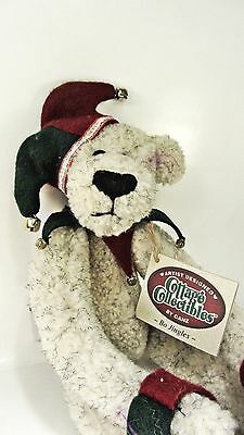 """BO JINGLES Cottage Collectibles - Bear Ganz - approx 12"""" Long Catharine Tredger"""