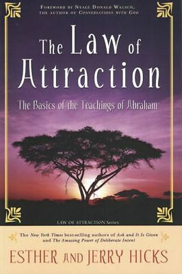 The Law of Attraction Esther and Jerry Hicks NEW