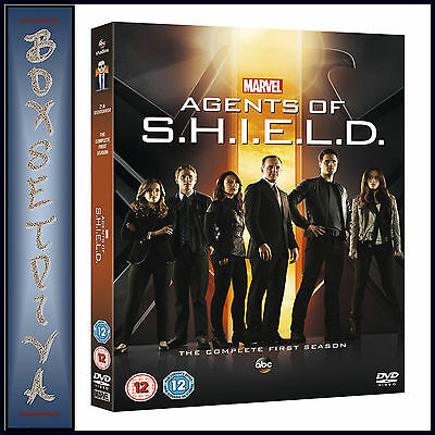 Agents Of Shield - Marvel - Complete Series Season 1  **Brand New Dvd **
