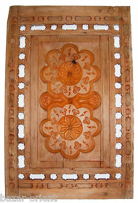 antik Holz Fenster Gitter holzrelief  islamic wooden Screen mashrabiya Jali -J