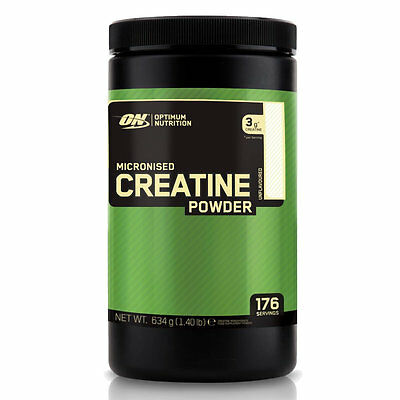 OPTIMUM NUTRITION MICRONIZED CREATINE POWDER - 634g