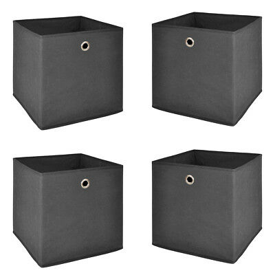 ikea bran s rattan korb box aufbewahrungsbox kasten f r expedit kallax regal eur 16 75. Black Bedroom Furniture Sets. Home Design Ideas