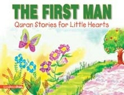 Qur'an Stories for Little Hearts - The First Man