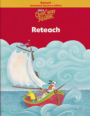 Open Court Reading 2002 : Reteach Annotated, Additional Resources, Grade K by...