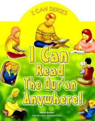 I Can Read The Qur'an (Almost) Anywhere