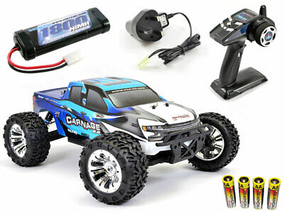 FTX Carnage 1/10 4WD Brushed Truggy RTR Electric *UK Shop*