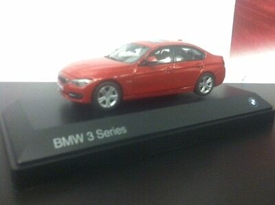 2012 BMW 3 Series 335i  (F30) - Melbourne Red - 1/43