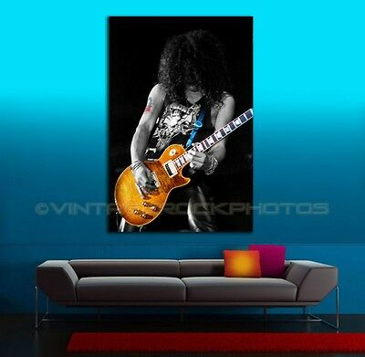 SLASH 20x30 Fine Art Gallery Canvas Framed Print Ltd Ed Design  43