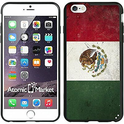 Mexican Mexico Flag Grunge For Iphone 6 Plus 5.5 Inch Case Cover
