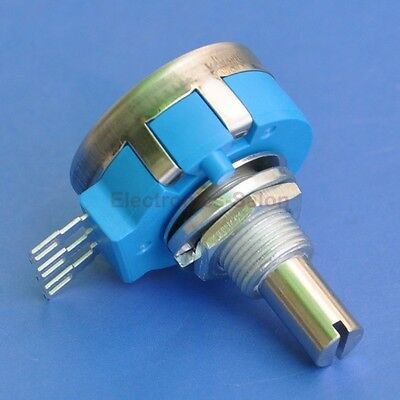 RVQ24YN03 20S B502 Potentiometer, 5K OHM Long Life Panel Pot, COSMOS/TOCOS