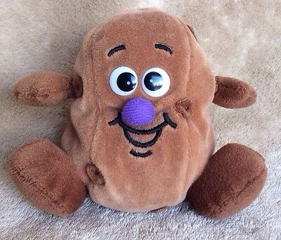 Spuds Potato Veggie Friend Seedies Seed Bag Bean Plush Fruit Vegetable Toybox 4""
