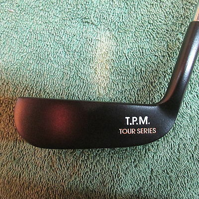 TPM Tour Series 17 Putter By T.P. Mills  + New Finish + New Grip + New Cover