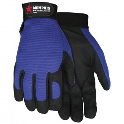 CLARINO Memphis Gloves Syn Leather Palm Glove X LARGE~ NWT