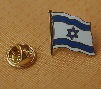 Israel Pin Anstecker Flaggenpin Button Badge AS Anstecknadel