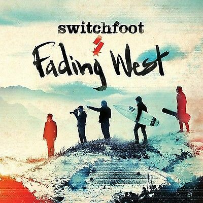 Switchfoot - Fading West CD 2013 Atlantic   *NEW, SEALED*