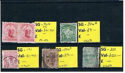 GB Stamps - Commonwealth Sets