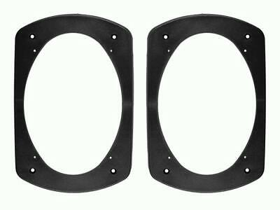 "Metra 82-6900 1-1/2"" Speaker Spacers for 6"" x 9"" Speakers (Pair)"