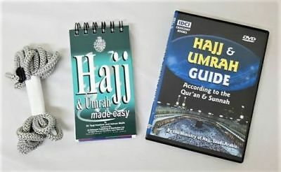 Hajj  and Umrah Made Easy (With String) Plus FREE Hajj DVD