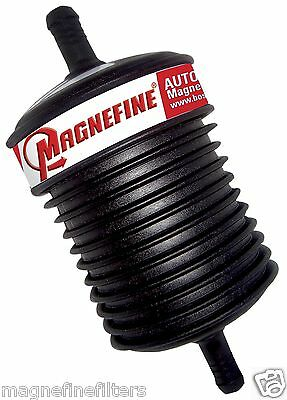 "Magnefine 5/16"" Inline Magnetic Transmission Filter"